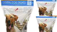 Dental Dog Treats, 24ct 48 oz. for Dogs 20+ pounds Value Size 3 Pack (72 Count)