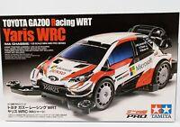 TAMIYA 1:32 Mini 4WD Toyota Gazoo Racing WRT Yaris WRC 18654