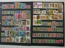 India stamp lot of 140, mainly 1950's - 1970's