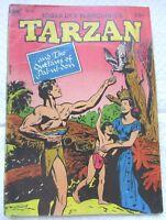 TARZAN # 6 DELL conic * Nov to Dec 1948 * Very Good condition * Pal-Ul-Don story