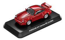 Kyosho 1/64 Porsche Classic 911 Carrera RS 3.8 964 Diecast 7-11 TAIWAN LIMITED