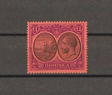 DOMINICA 1923/33 SG 91 MNH Cat £225