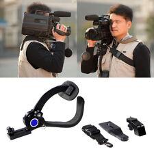 Shoulder Support Rig Stabilizer Pad Mount For DV Camera DSLR SLR Video Camcorder