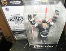 McFarlane Wayne Gretzky Los Angles Kings Legends Series 1 Black Jersey