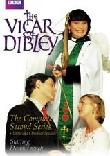 BBC The Vicar Of Dibley Series 2 DVD + Easter and Christmas Specials NEW
