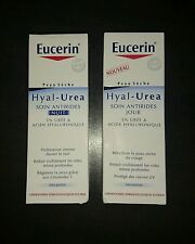 EUCERIN Hyal-urea Soin Nuit Anti-rides et Soin jour anti-rides - 50ml