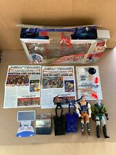 Bravestarr Tex Hex Laser Fire Gift set Mattel complete and works!! with box,1986
