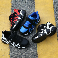 Kids Boys Fashion Outdoor Sneakers Running Athletic Walking Casual Sports Shoes