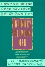 Intimacy Between Men: How to Find and Keep Gay Love Relationships (Plu-ExLibrary