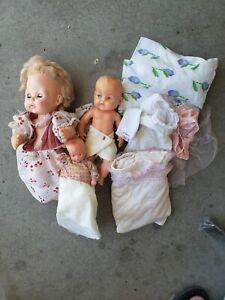 Vintage baby dolls 1950's-60's