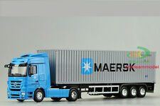 1:50 Benz Truck Maersk 40GP CONTAINER ALLOY MODEL