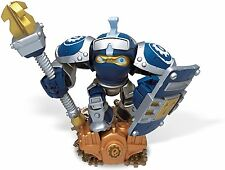 HIGH VOLT Skylanders Superchargers Shield Striker's driver IN HAND NEW SEALED