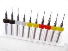 .30mm .40mm .50mm .60mm .70mm Carbide Micro Drill Bits Toys Models CNC....