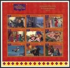 Disney - 1996 St Vincent & Grenadines - Hunchback of Notre Dame Sheetlet (9) MUH