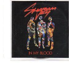 (FT308) Sharam Jey, In My Blood - 2009 DJ CD