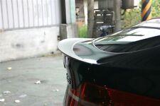 BMW X6 E71 08-14 Unpainted Performance Type Trunk Spoiler+Rear Fins