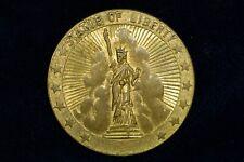 1939 New York World's Fair Souvenir Token Statue of Liberty