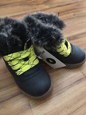 Cat & Jack Baby Boys' Winter Boots - Navy