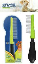 FURminator Hair deShedding Tool for dogs and Cats Pet comb Finishing Dog Comb