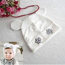 Newborn Toddler Kids Girl&Boy Baby Infant Winter Warm Cute Cotton Hat Beanie Cap