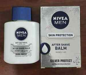 Nivea Men Skin Protection After Shave Balm Silver Protect 100ml