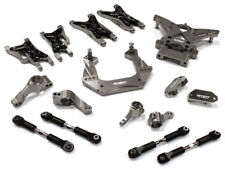 Integy Aluminum Billet Machined Suspension Kit for Traxxas 1/10 Nitro Slash 2WD