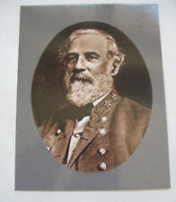 Postkarte Gerneal Lee CSA Rebel Konföderierte Südstaaten