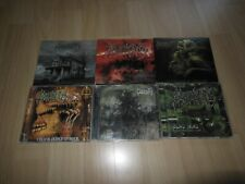 Obscenity CD-Sammlung