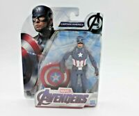 "MARVEL AVENGERS ENDGAME 6"" INCH [CAPTAIN AMERICA SUIT] Action Figure"