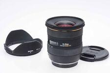 Sigma AF 10-20mm F4-5.6 EX DC HSM Lens 4/3 Olympus                          #231