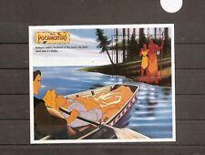 Guyana 1995 SG4413c Sheet NHM Disney-Scenes from Pocahontas Film=Powhatan comfor