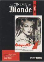 Collection Le Monde Série 14 Casque D'or Dvd Simone Signoret Serge Reggiani