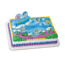 Bubble Guppies Gil, Molly & Gang Cake Topper Birthday Kids Children Party