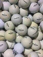 100 Bridgestone mix B330-RX RX-S B330 B330-S  AA / AAA Golf Balls Free Tees