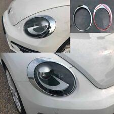 Cromo Faro Marco para el Nuevo Escarabajo de VW para Beetle desde 2012