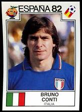 España 82 Bruno Conti Italia #139 Copa del Mundo Historia Pegatina Panini (C350)