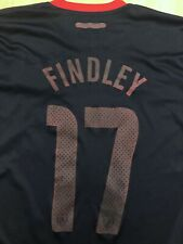 Robbie Findley Usa National Team Vintage Nike 2010 Fifa World Cup Soccer Jersey