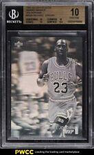 1991 Upper Deck Award Winner Holograms Michael Jordan #AW4 BGS 10 PRISTINE