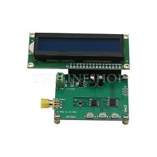RF Radio Frequency Power Meter 1MHz-10GHz Settable Attenuation Value 7-12V DC