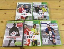4 tolle XBOX 360 Spiele zum aussuchen z.B. FIFA 10 , FIFA 11 , ab 0 Jahre !!!