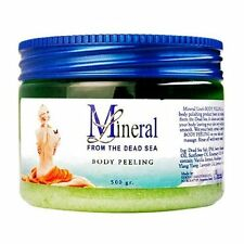 Body Peeling by MIneral Line from the Dead Sea