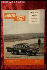 AMS Auto Motor Sport 8/59 Hilman Minx 12h Sebring