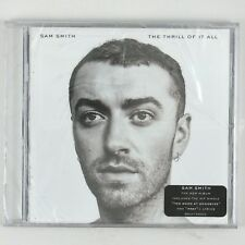 SAM SMITH The Thrill Of It All CD 2017 SOUL/POP (SEALED/UNPLAYED)