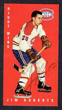Jim Roberts #79 signed autograph auto 1994 Parkhurst Tall Boy Hockey Card