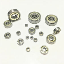 2-50pcs Deep Groove Ball Bearing 6000ZZ to 6905ZZ Metal Shield Miniature Bearing