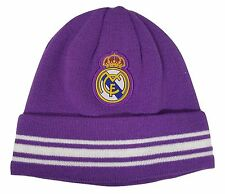 Real Madrid FC Knit Beanie Official Licensed Product New With Tags