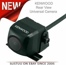 Kenwood Rear View Camera│Water Proof│Wide Angle Mirror Image│CMOS 130