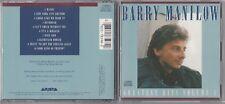 Barry Manilow - Greatest Hits, Vol. 1 (CD, Apr-1989, Arista) CLASSICS