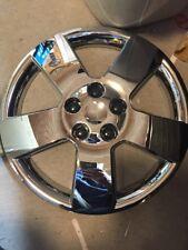 "4-16"" Hhr Malibu 2006 2007 2008 2009 2010 2011Chrome bolt-on Wheel Covers Hubcap"