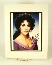 Marina Sirtis  Star Trek The Next Generation Autograph Signed photo With COA